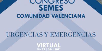 XVIII Congreso Autonómico SEMES CV. VIRTUAL 18 y 19 de febrero de 2021