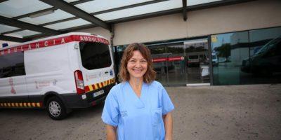Vocación por Urgencias, entrevista a Marta Blasco (Urgencióloga en H. U. y P. La Fe de Valencia)