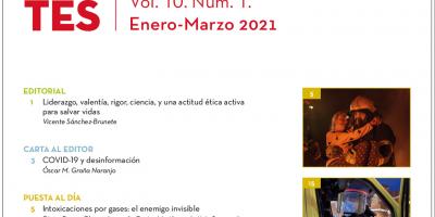 Zona TES. Revista de formación para técnicos en Emergencias Sanitarias