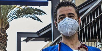 Entrevista al Dr. Sergio Pardo Juan, urgenciólogo del Hospital de Elche.