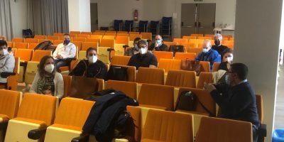 Reunión del grupo de trabajo de jefes y responsables de los SUH de SEMES-CV